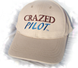 CrazedPilot Hat